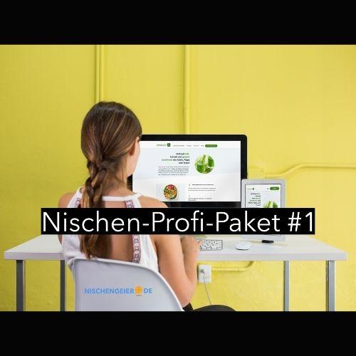 Nischen-Profi-Paket #1