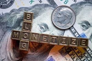 Monetarisierung von Websiten